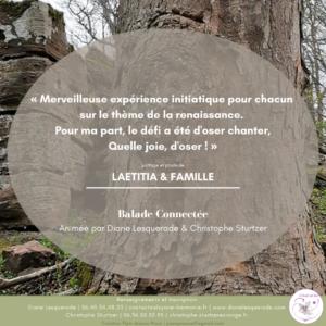 Se Ressourcer en Forêt avec les balades connectées en co-animation avec Christophe Sturtzer - 18 septembre 2021 @ wangenbourg- engenthal | Wangenbourg-Engenthal | Grand Est | France